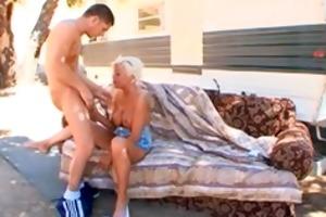 jordan blue trailer park bitch
