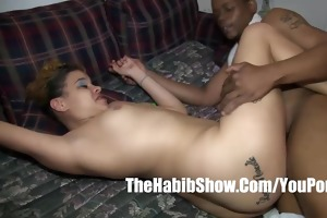 monster rod nutso copulates 18 yr mixed wife