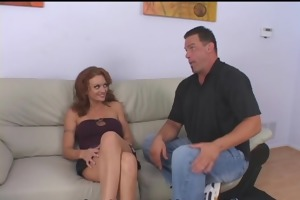 wifes fire crotch fucked by man