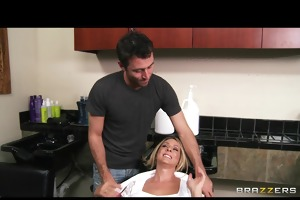 lewd golden-haired d like to fuck angela attison