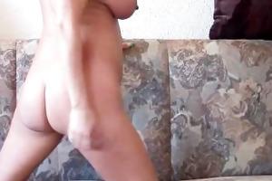 hawt mother i finishes her masturbation session