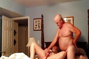 dilettante wife getting screwed with a sextoy