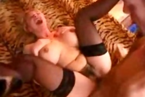 overweight french anal
