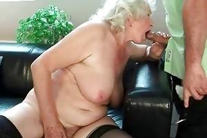 the superlatively good of lusty grandmas