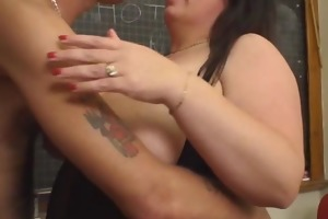 big beautiful woman beauty gangbanged in classroom