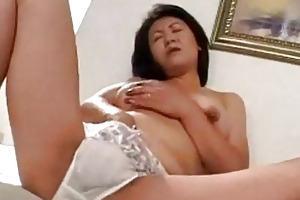 mother i masturbating on the couch jerking off