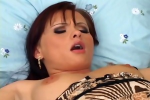 s garb crotchless hose sex and foot fetish