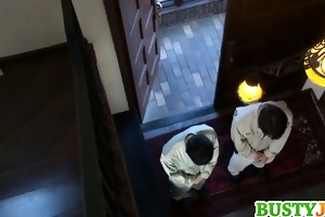 busty hawt mother i mio takahashi acquires nailed