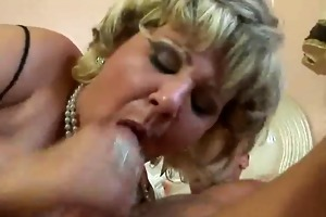 aged bulky anal sex