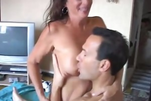 margo is a hot aged chick who t live without to
