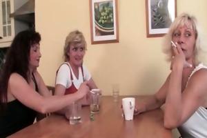 lascivious housewives go eager jerking part1