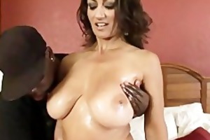 large breasted mamma group-fucked in hotel room
