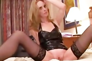 white excited wife is team-fucked by bbcs