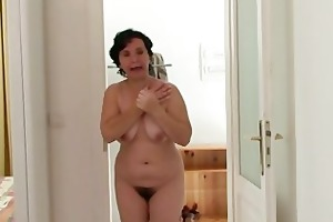 horny fellow bangs his mother in law