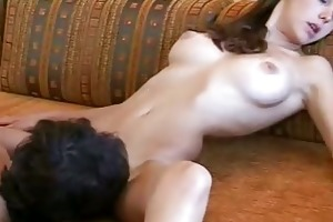 slim d like to fuck slut receives a daybed snatch