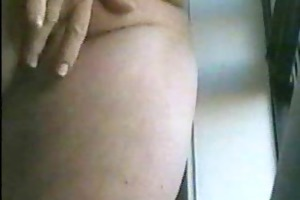 hidden livecam caught breasty mama masturbating