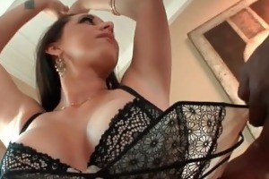 cougar t live without large black dick in her