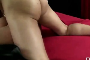 big beautiful woman alexis gives that is jock a