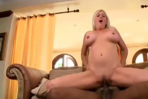 buxom southern mother i receives ir bbc