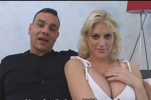 biggest breasted blondies bawdy cleft stretched