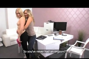 femaleagent. hawt 18yr old acquires her st ever