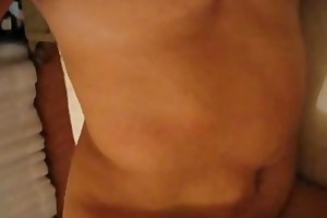 mother i wife drilled for the creampie at home