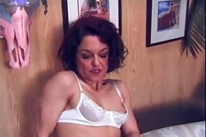 2 older ladies - lick, finger, and fuck