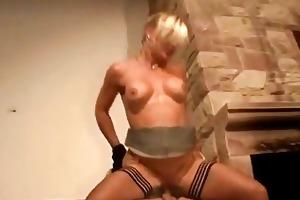 blonde german mother i