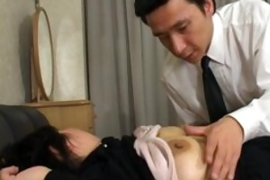 japanese older babe has sexy sex part3