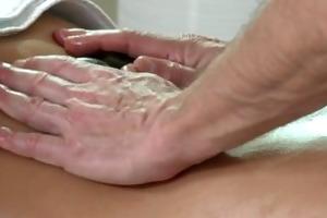 massage rooms hawt mother i silvia enjoys studs