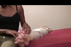 dees feet tickle tortured!