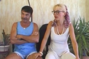 non-professional mother i anal act with cum in