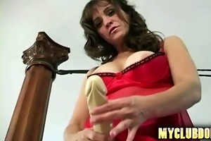 hardcore drilled by his wife