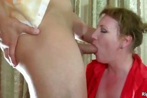 large muscle boy tempted by excited doxy part5