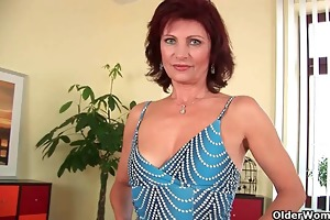 almost all sexiest grannies with tiny milk sacks