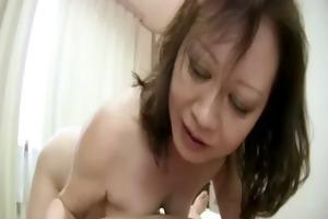 japanese d like to fuck enjoys oral-stimulation