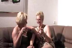 aged german lesbian babes