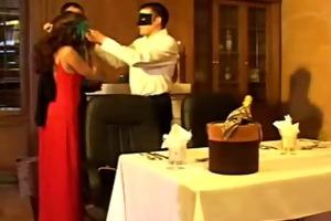 spouse &; wife invite ally over dinner