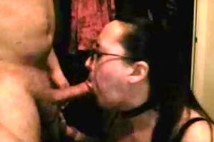 wife engulfing one more guys ramrod