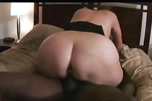 hawt curvy blond granny bangs bbc part4