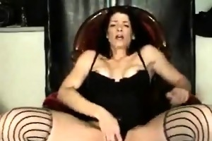 older wife fingering her love tunnel very well