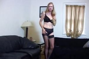 blonde masturbation teacher talks hot for teasing
