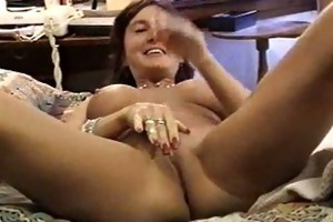 spouse tapes excited wife engulfing his weenie