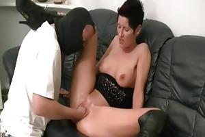 concupiscent non-professional mother i fist
