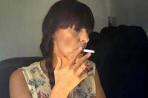 british older smoker #4