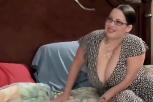 hawt and fat wife enjoys in soaked