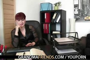 fortunate studs group sex business woman