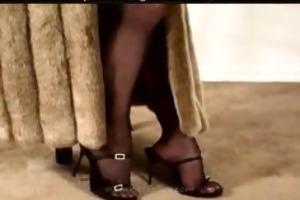 vixenkitten in fur coat acquires screwed mature