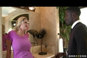 cheating big-tit blonde mother i copulates