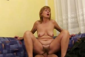 brenda acquires a juvenile penis inside her